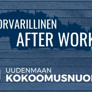Uudenmaan Kokoomusnuoret: Porvarillinen after work ft. Henrik Vuornos