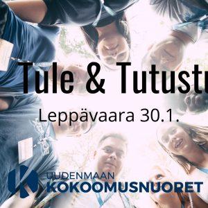 Uudenmaan Kokoomusnuoret: Tule & Tutustu